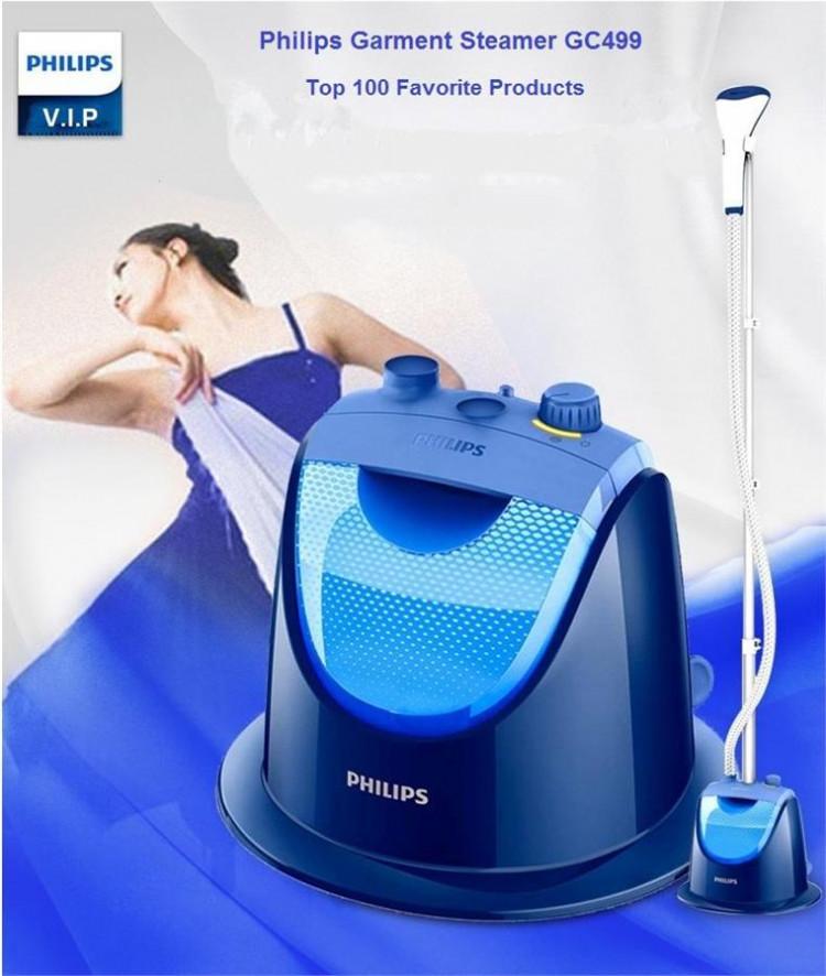 Bàn ủi hơi nước đứng Philips GC499 5