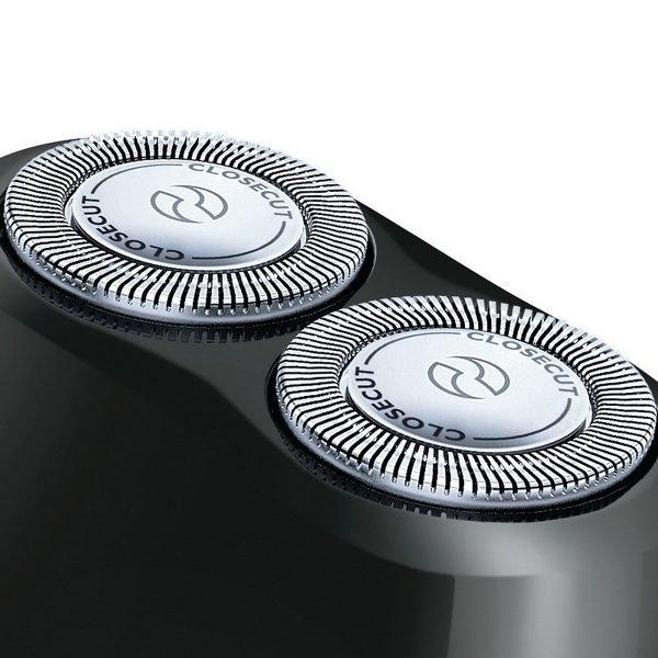 Dao cạo râu điện 2 lưỡi cao cấp Philips PQ182 2