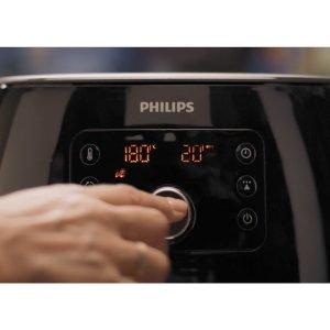 Nồi chiên không dầu Philips HD9650/90 - Hàng nhập khẩu 5