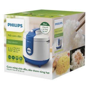 Nồi Cơm Điện Philips HD3119/66 (2 Lít) 10