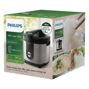 Nồi Cơm Điện Philips HD3132/66 (2 Lít) 12