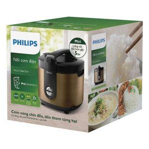 Nồi Cơm Điện Philips HD3132/68 (2 Lít) 25