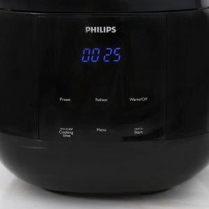 Nồi Cơm Điện Tử Philips HD3060 (0.7L) - Đen 26
