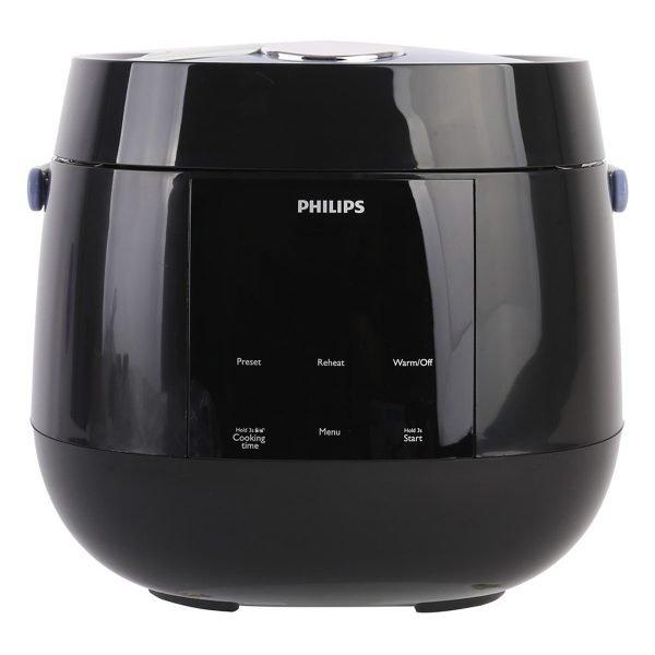 Nồi Cơm Điện Tử Philips HD3060 (0.7L) - Đen