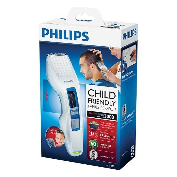 Máy Tạo Kiểu Tóc Nam Philips HC3426 6