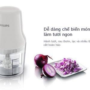 Máy Xay Thịt Philips HR1393 (0.7L) 12