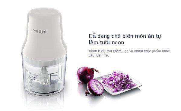Máy Xay Thịt Philips HR1393 (0.7L) 2