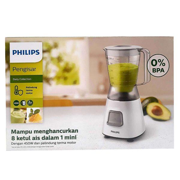 Máy Xay Sinh Tố Philips HR2051 350W (1.25L) 4