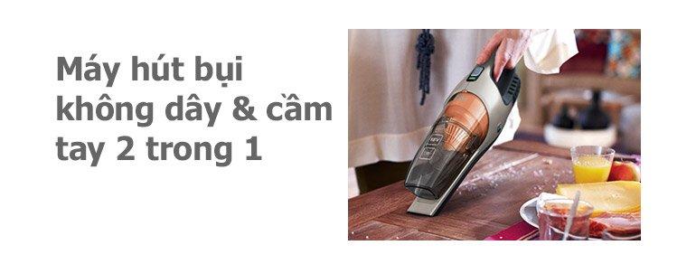 Máy Hút Bụi Cầm Tay Philips FC6168 16