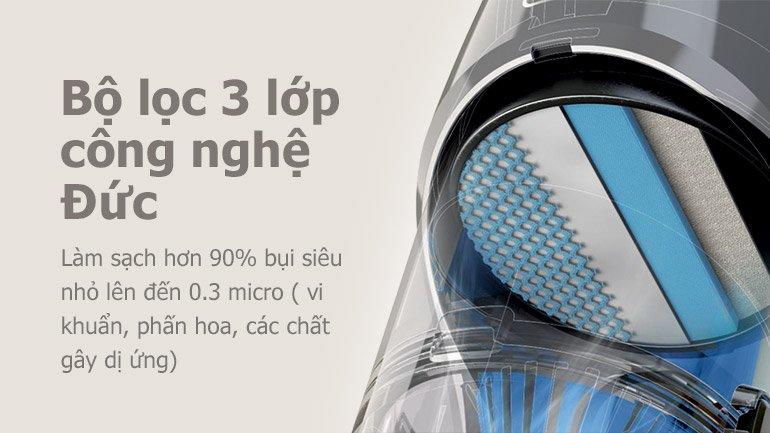 Máy Hút Bụi Cầm Tay Philips FC6168 14