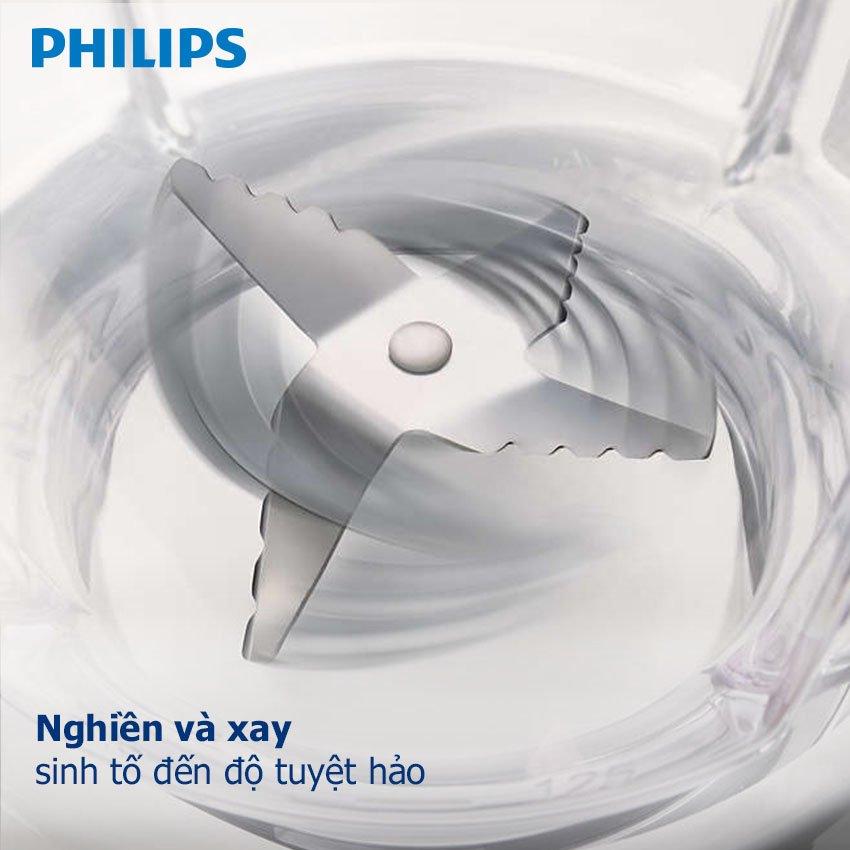 Máy Xay Sinh Tố Philips HR2115 (600W)