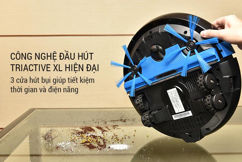 Robot Hút Bụi Philips FC8776 - Vàng Đồng 13