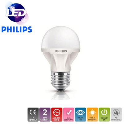 Bóng Đèn Philips Ecobright 8W - Ánh Sáng Trắng 2