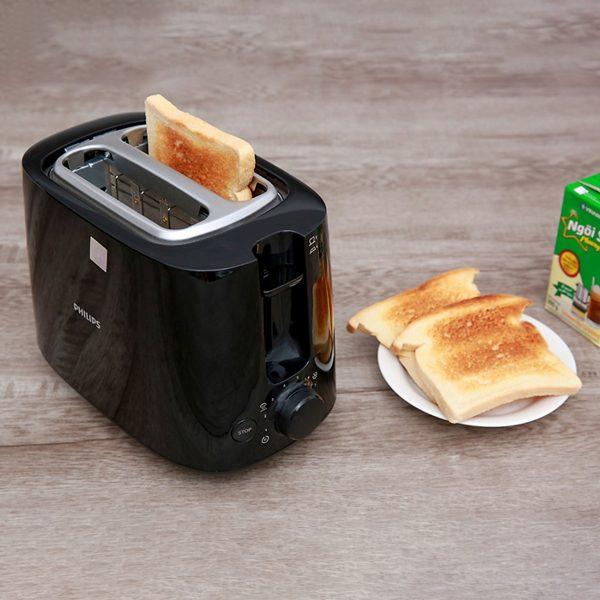 Máy Nướng Bánh Mì Philips HD2582 (830W) 1