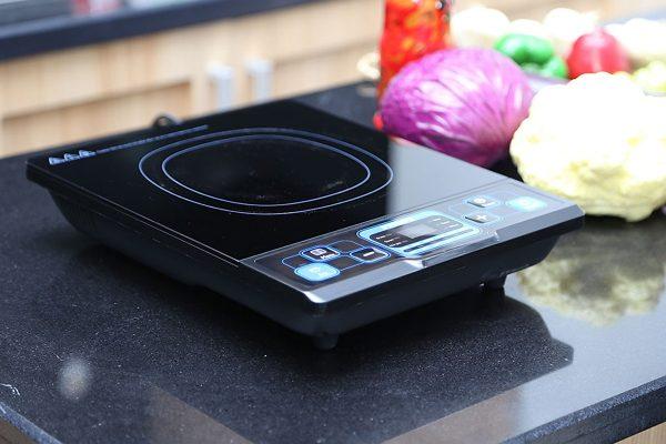 Bếp Điện Từ Philips HD4921 - Hàng Chính Hãng 1