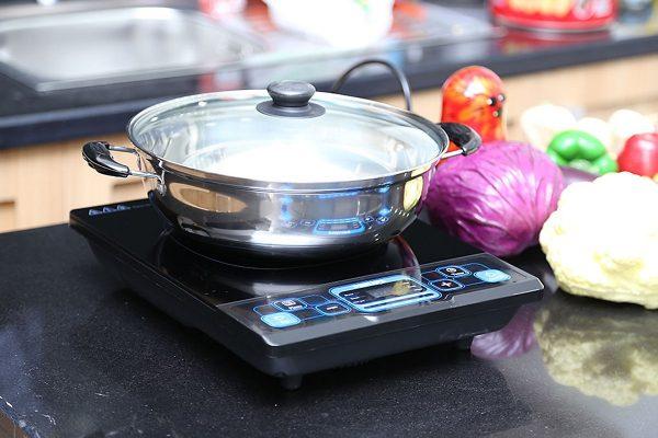 Bếp Điện Từ Philips HD4921 - Hàng Chính Hãng 7