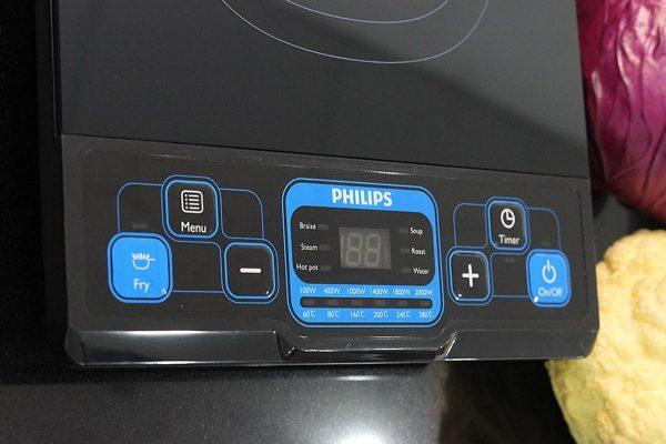 Bếp Điện Từ Philips HD4921 - Hàng Chính Hãng 6