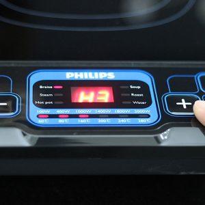 Bếp Điện Từ Philips HD4921 - Hàng Chính Hãng 10
