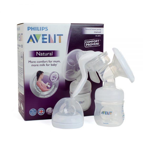 Dụng cụ hút sữa tay Philips Avent SCF330/20 1