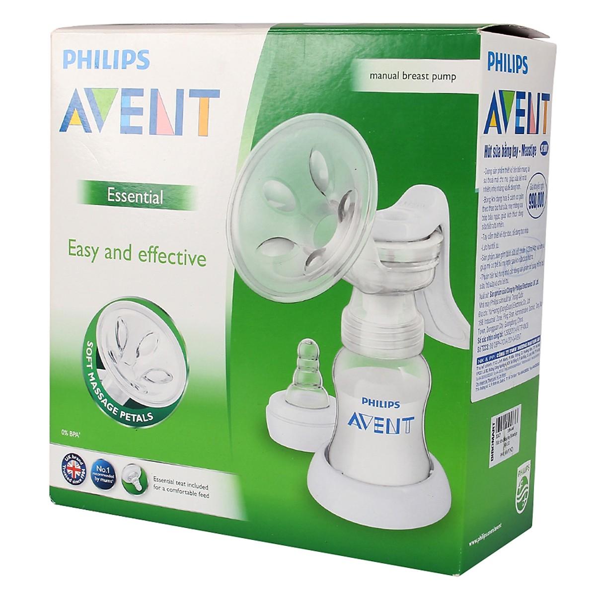 Hút Sữa Bằng Tay Philips Avent SCF 900/01 8
