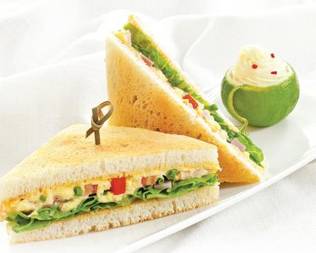 Máy Làm Bánh Sandwich Philips HD2393/02