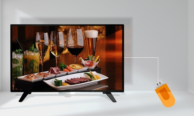 Tivi Philips 24 inch HD 24PHT4003S/74 8