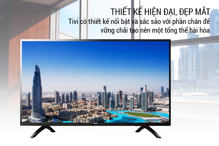 Tivi Philips 32 inch HD 32PHT4003S/74 6