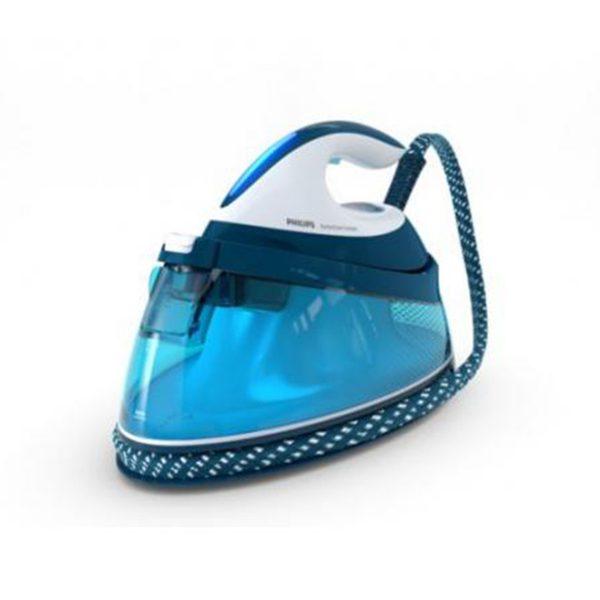 Bàn ủi tạo hơi nước Philips GC7805 (Trắng Xanh) 3