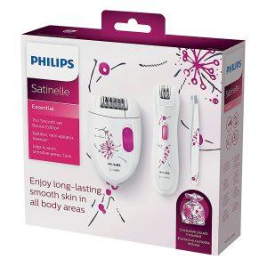 Máy Làm Sạch Lông Cho Nữ Philips HP6549 11