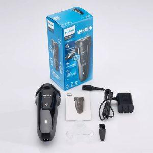 Máy cạo râu 3 lưỡi Philips tích hợp đèn led S1010 21