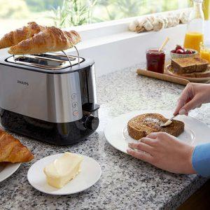 Máy Nướng Bánh Mì Philips HD2637 (1000W) 7