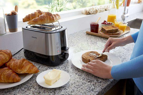 Máy Nướng Bánh Mì Philips HD2637 (1000W) 3