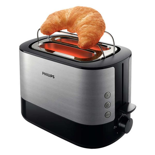 Máy Nướng Bánh Mì Philips HD2637 (1000W) 2