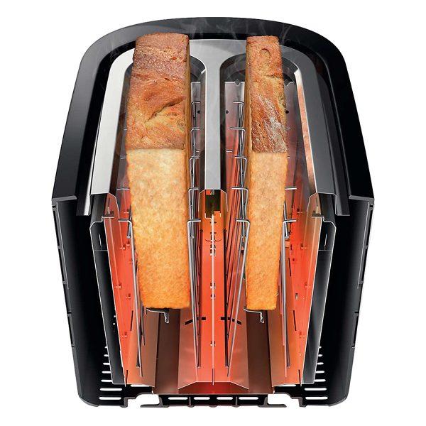 Máy Nướng Bánh Mì Philips HD2637 (1000W) 5