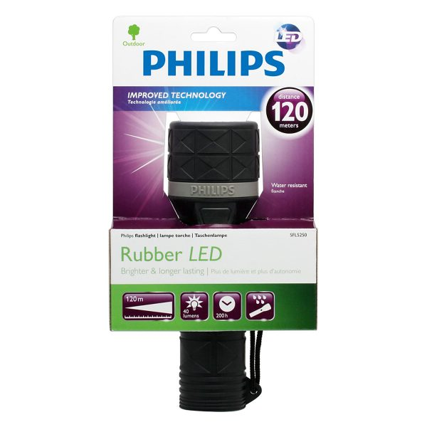 Đèn Pin Philips SFL5250 3