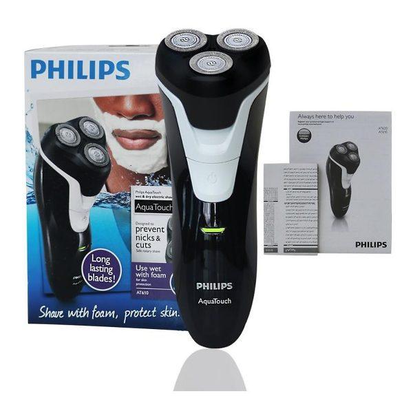 Máy Cạo Râu Nam Philips AT610 1