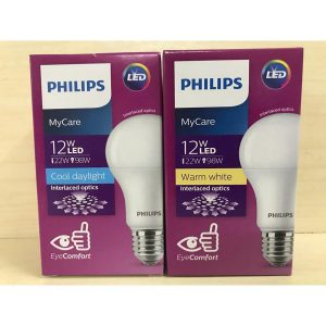Bóng đèn Philips MyCare 12W 6500K E27 A60 - Ánh sáng trắng 7