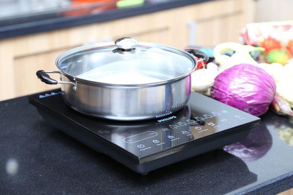 Bếp Điện Từ Philips HD4932 9