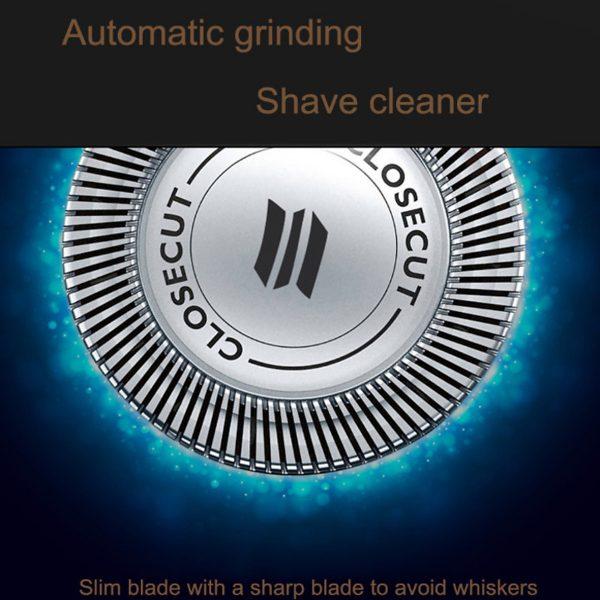 Máy cạo râu 3 lưỡi Philips tích hợp đèn led S1010 3