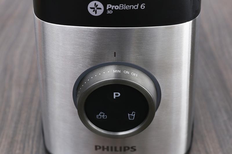 Máy Xay Sinh Tố Philips HR3652 (1400W) - Hàng chính hãng