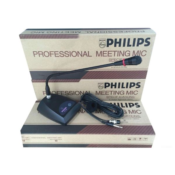 Micro hội nghị cổ ngỗng Philip DK 390 2