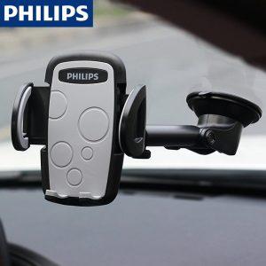 Giá Đỡ Điện Thoại Gắn Trên Taplo Ô Tô, Xe Hơi Philips DLK35002 16