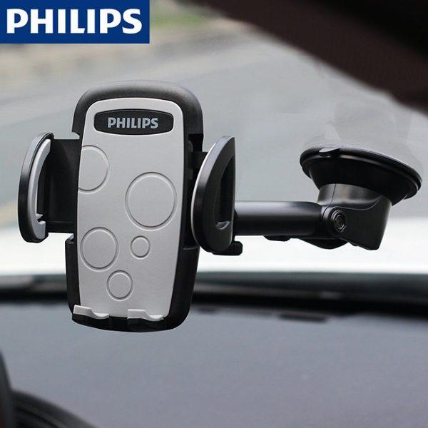 Giá Đỡ Điện Thoại Gắn Trên Taplo Ô Tô, Xe Hơi Philips DLK35002 5