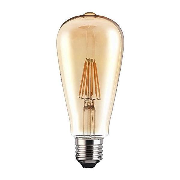 Bóng Đèn Philips LED Classic 4W 2700K E27 ST64 - Ánh Sáng Vàng 4