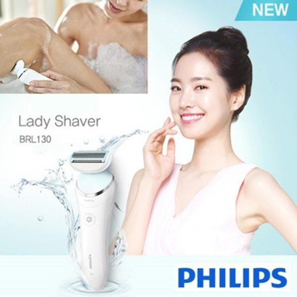 Máy cạo lông khô và ướt dành cho nữ Philips BRL130/00 8