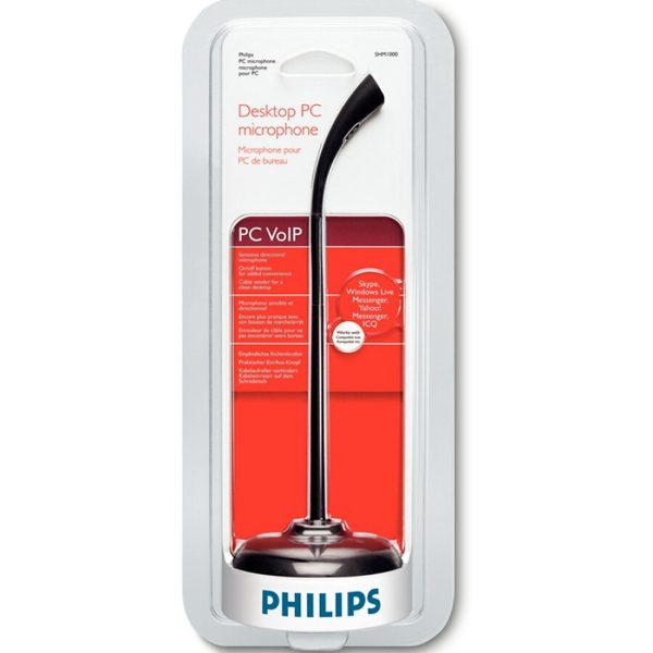 Microphone Để Bàn Philips SHM1000 4