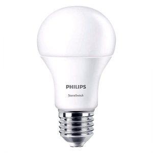 Bóng Đèn Philips LED 3 Cấp Độ Chiếu Sáng 9W 3000K E27 - Ánh Sáng Vàng 3