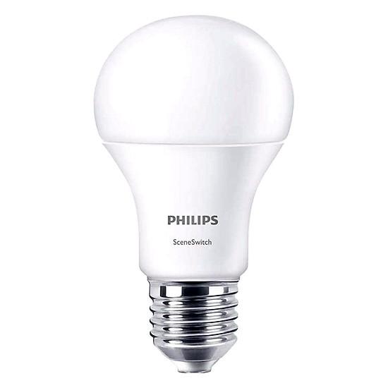 Bóng Đèn Philips LED 3 Cấp Độ Chiếu Sáng 9W 3000K E27 - Ánh Sáng Vàng 2
