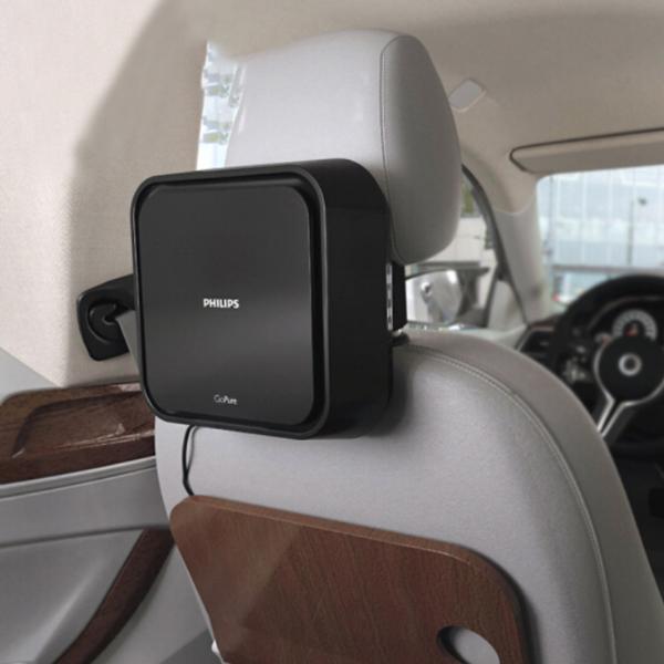 Máy khử mùi, lọc không khí trên xe ô tô Philips GP5201 4