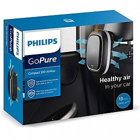 Máy lọc không khí trên oto, xe hơi Philips GoPure Compact 100 Airmax 1